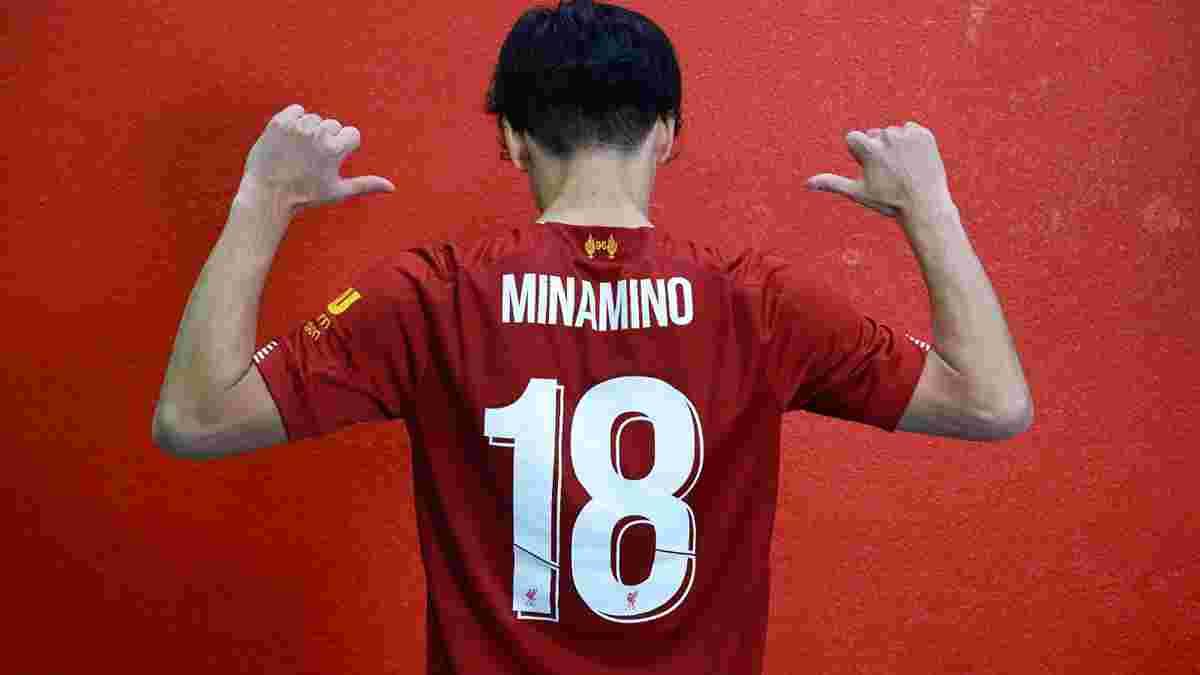 Клопп о приобретении Минамино: Фантастическая новость, потрясающий трансфер