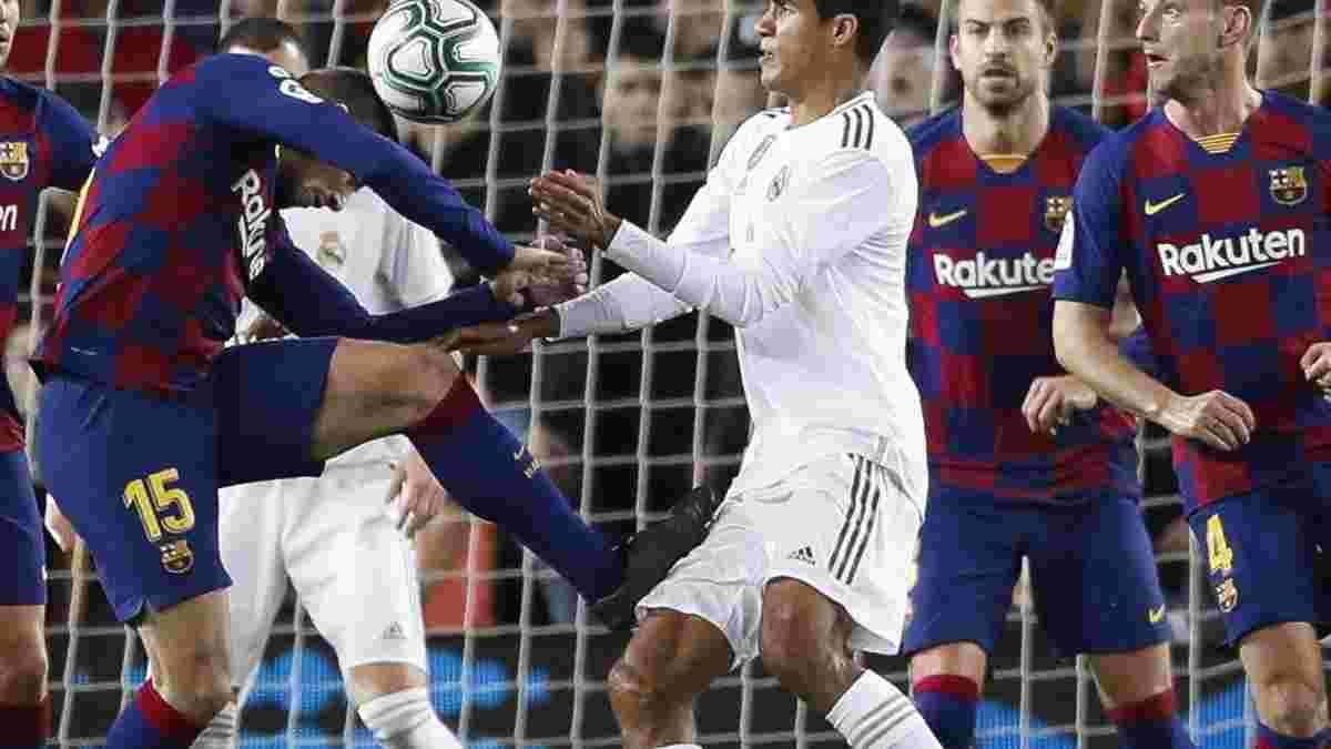 Варан показав побите стегно після удару Лангле, який тягнув на пенальті – Реал обурений