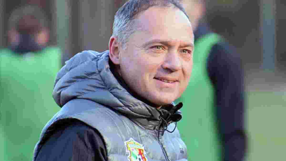 Косовский получил звание заслуженного тренера Украины