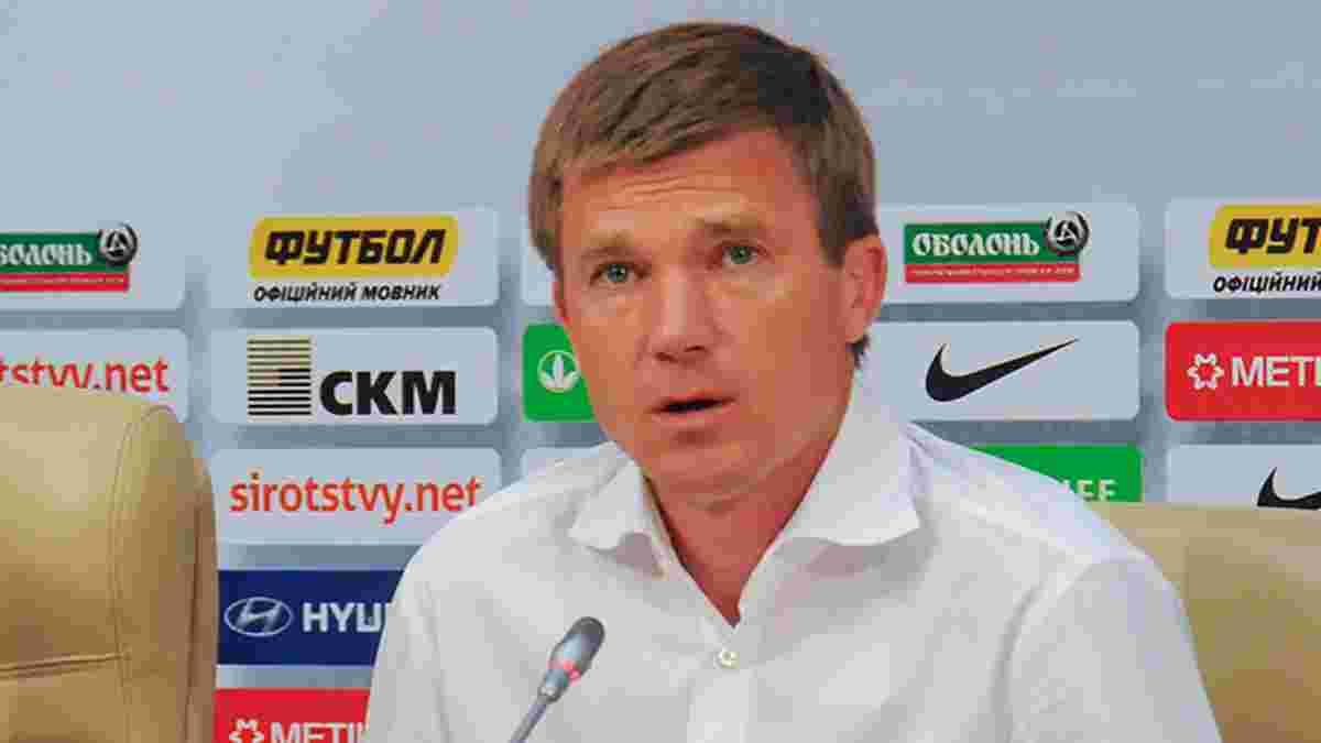 Максимов: Чому би Ворсклі не замахнутись на перемогу в Кубку України?