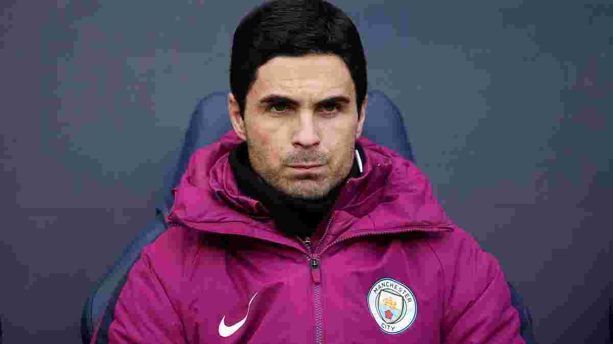 Манчестер Сити тормозит переход Артеты в Арсенал – клуб Зинченко требует компенсацию за своего тренера