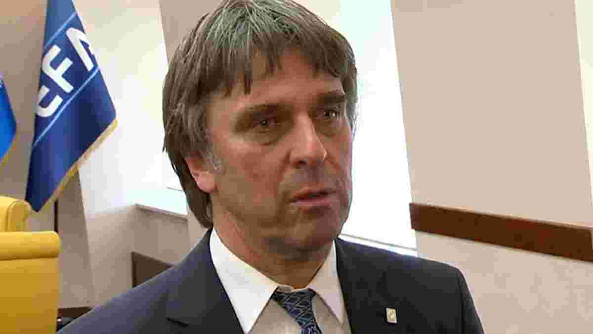 Гримм не будет переизбираться на пост президента УПЛ