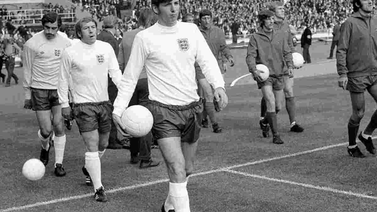Помер чемпіон світу в складі збірної Англії та легенда Вест Хема Мартін Пітерс