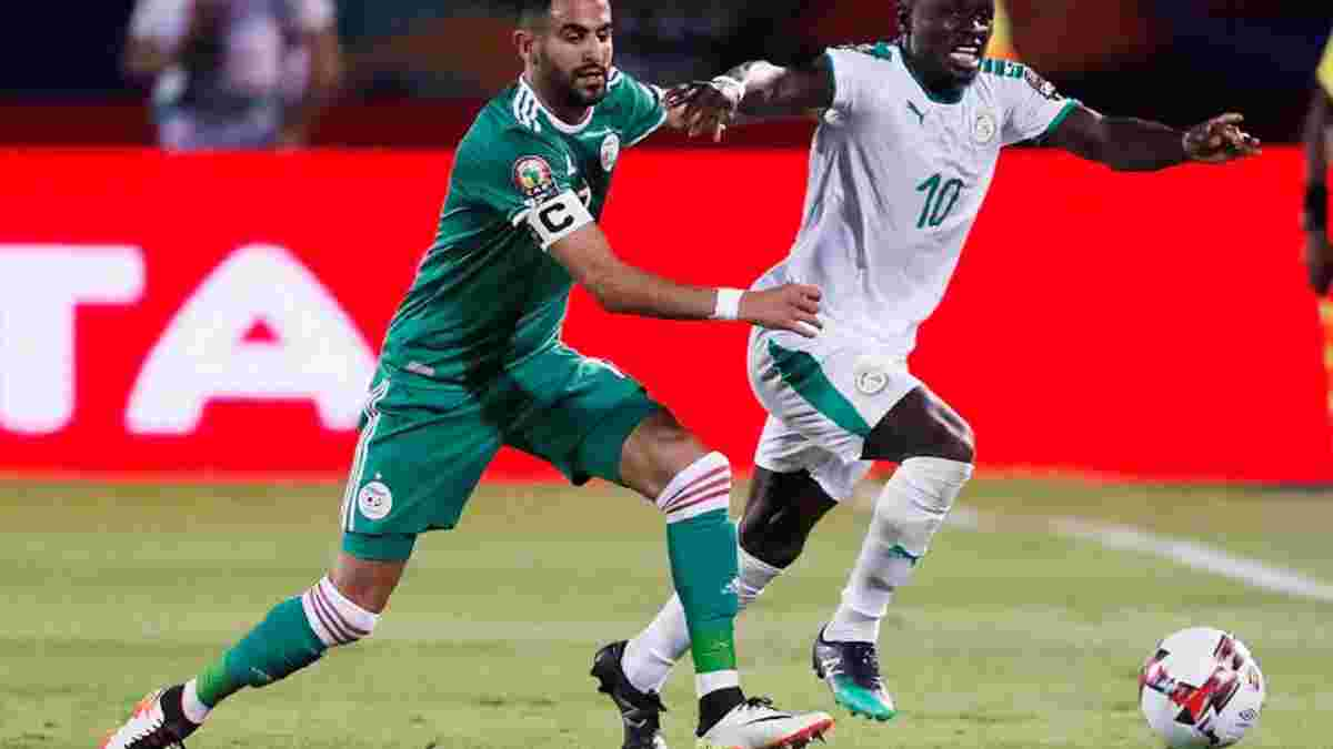 Салах, Марез і Мане – номінанти на звання найкращого гравця року в Африці