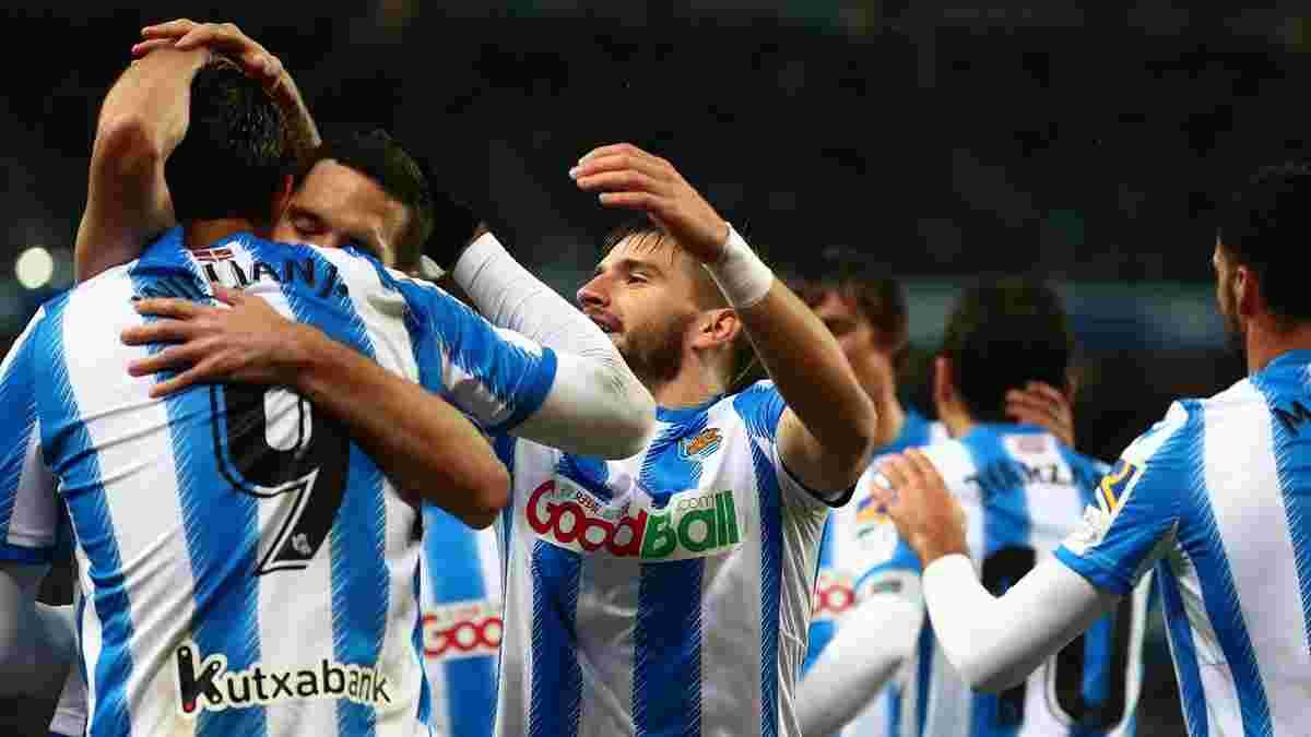 Леванте здолав Сельту, Бетіс поступився Атлетіко, Реал Сосьєдад перестріляв Осасуну: 18-й тур Прімери, неділя
