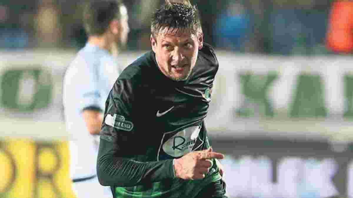 Селезньов забив черговий гол за Бурсаспор, однак не врятував команду від поразки