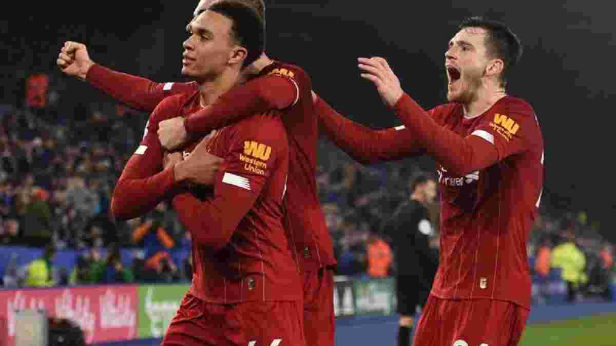 Лестер – Ливерпуль – 0:4 – видео голов и обзор матча