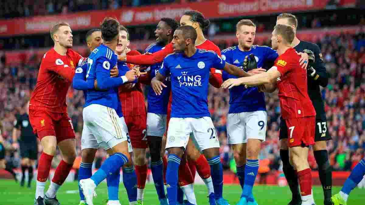 Лестер – Ливерпуль: онлайн-видеотрансляция матча АПЛ – как это было