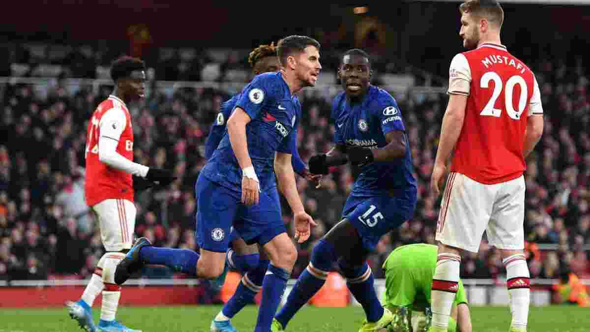 Арсенал – Челси – 1:2 – видео голов и обзор матча