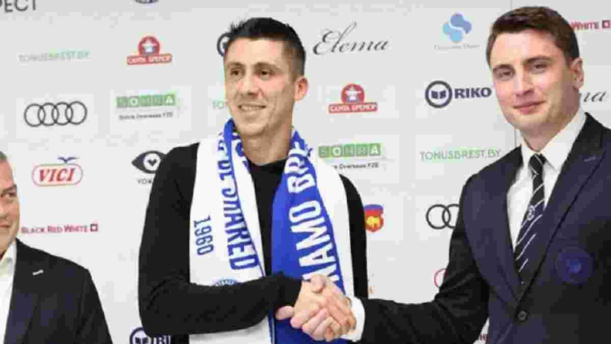 Генеральный менеджер Динамо Брест сделал однозначное заявление о будущем Хачериди в клубе