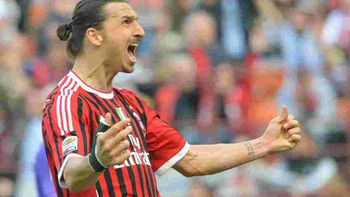 Ибрагимович прокомментировал возвращение в Милан