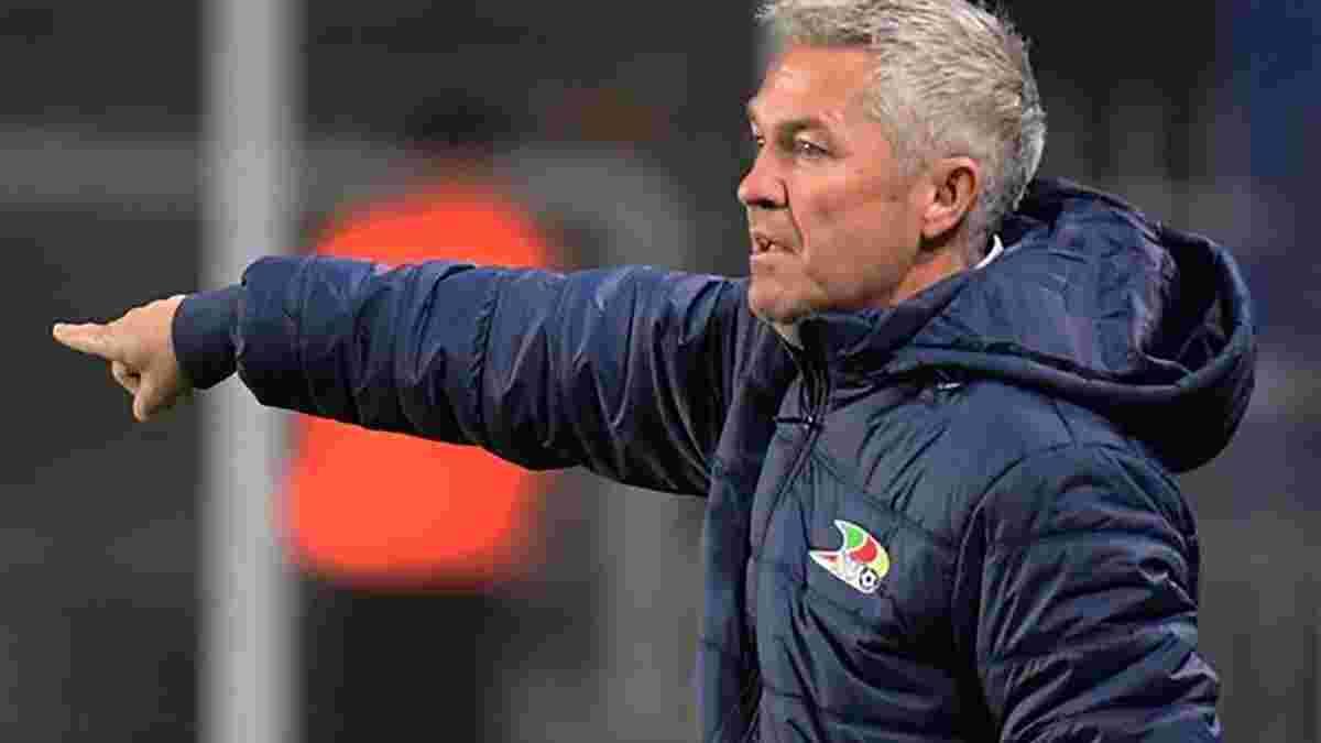 Бельгійський Остенде звільнив тренера під час матчу – наставник був безробітним не більше 20 хвилин