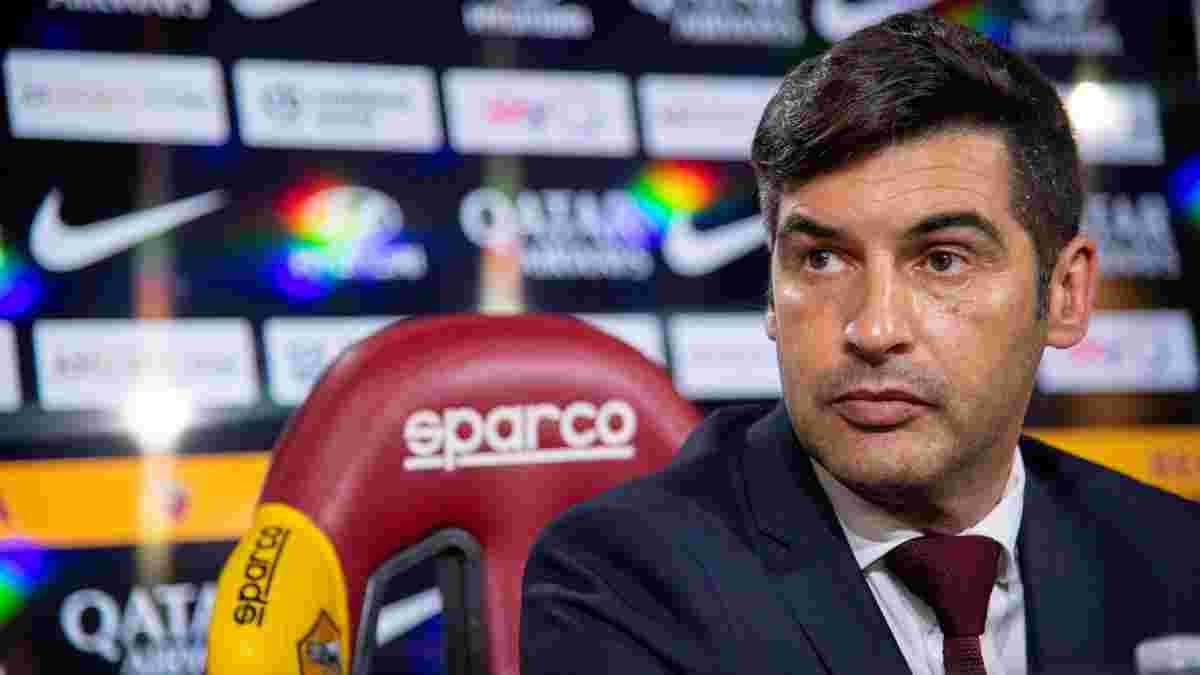 Фонсека рассказал, при каких условиях Рома сможет побороться за титулы в текущем сезоне