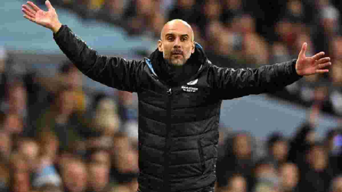 Гвардіола назвав незамінного гравця у складі Манчестер Сіті – він досі не продовжив контракту з клубом