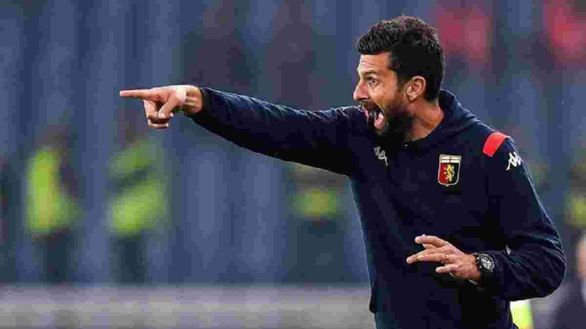 Тьягу Мотта уволен с поста главного тренера Дженоа – двукратный победитель ЛЧ продержался всего два месяца