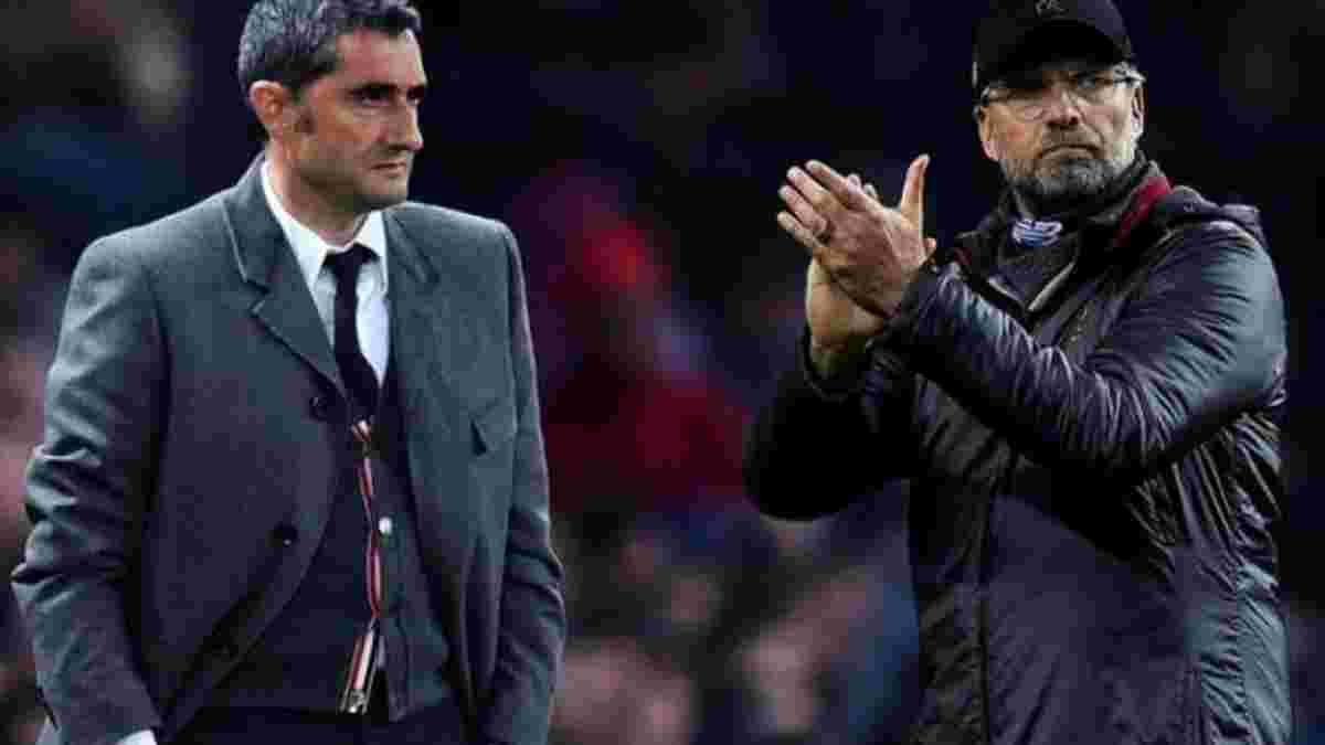 Вальверде мусить покинути Барселону – вболівальники хочуть бачити Клоппа у тренерському кріслі каталонців