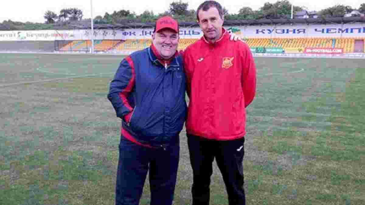 Лавриненко просто такой же дол***б, как я, – президент Ингульца объяснил, за что уважает тренера своей команды
