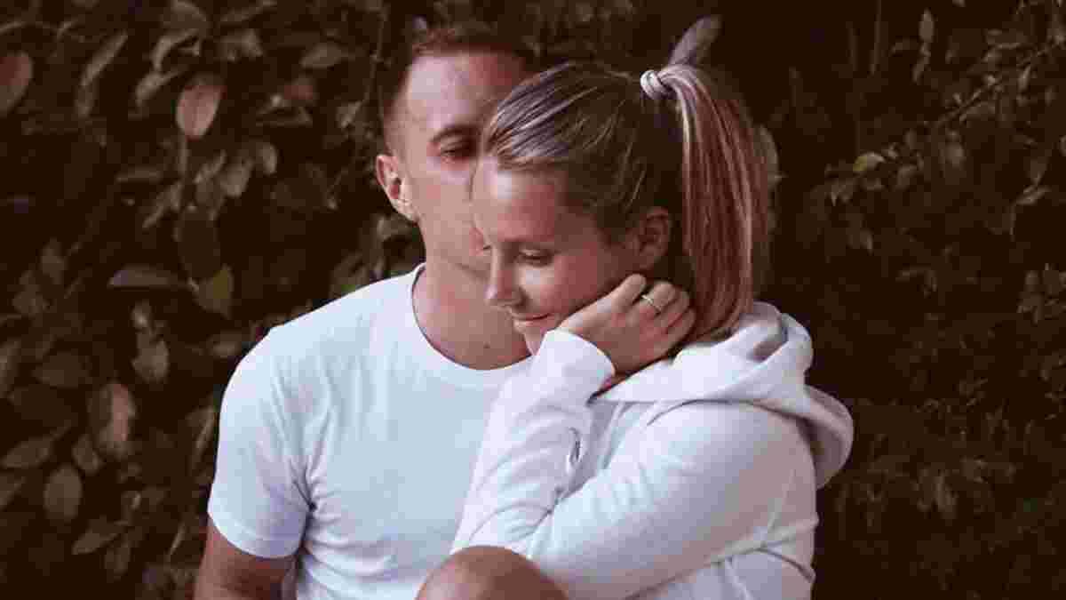 Тер Штеген впервые стал отцом – счастливая пара опубликовала трогательное фото