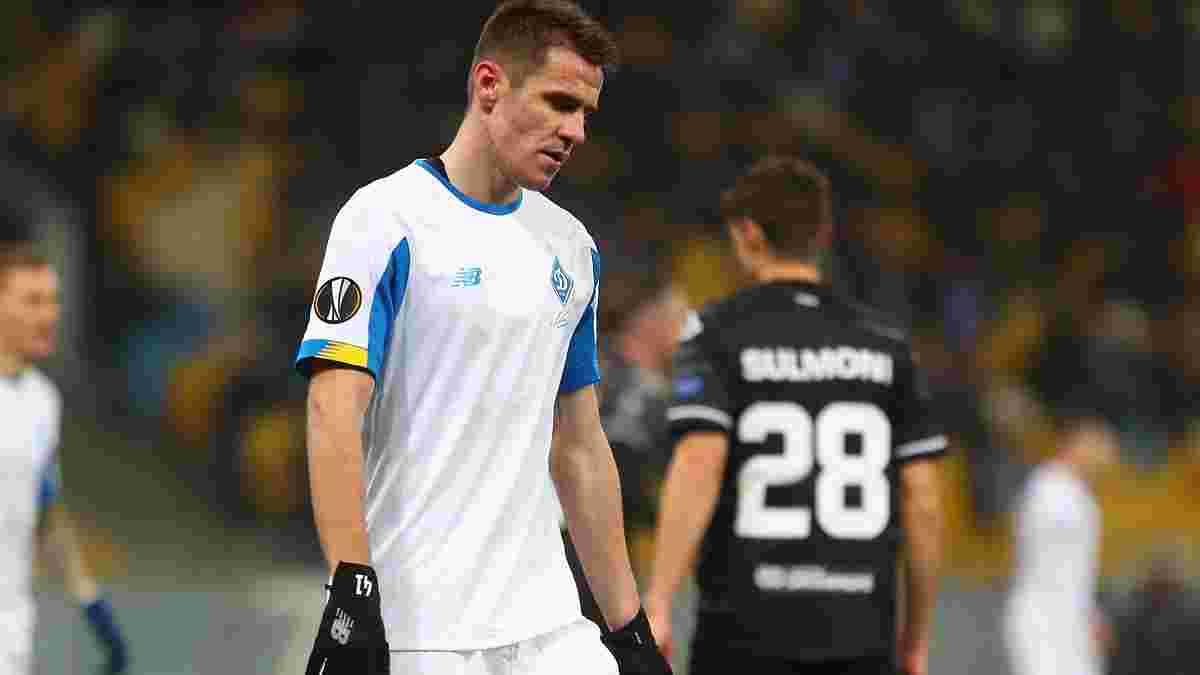 УЕФА рассмотрит дело Беседина после 6-го января, – СМИ