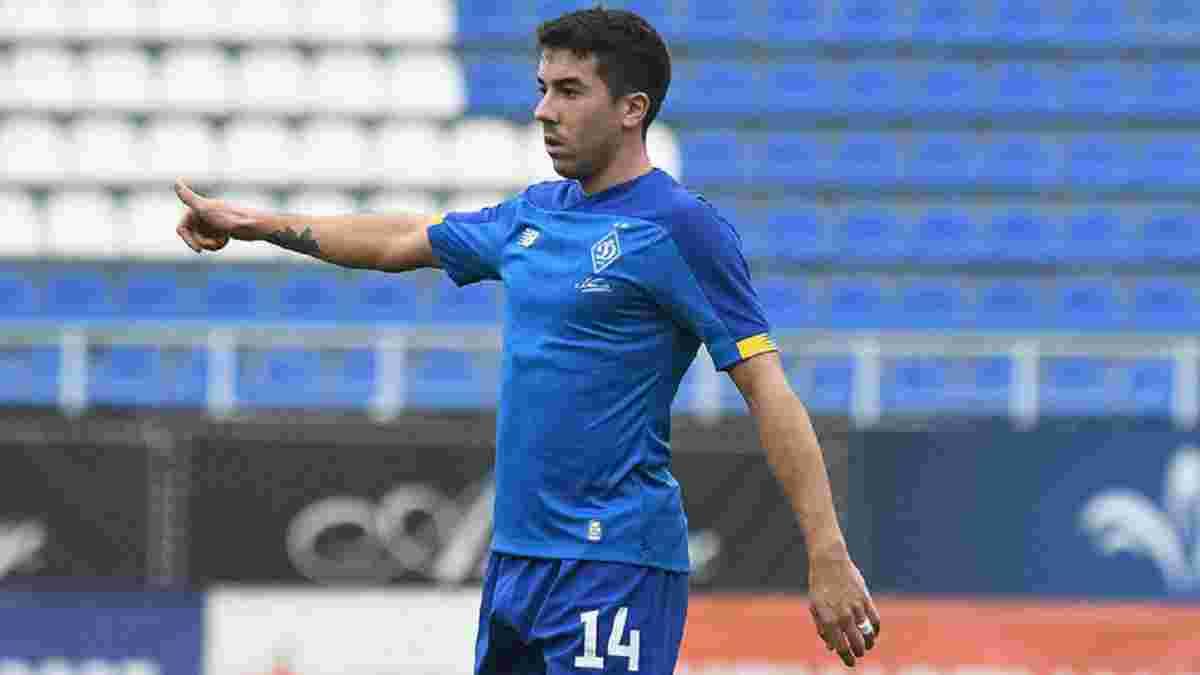 Динамо офіційно підтвердило продовження контракту з Де Пеною