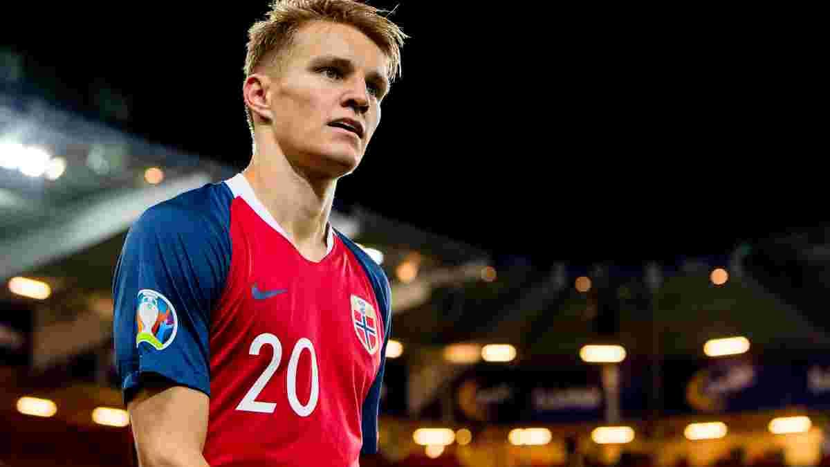 Эдегор опередил Холанда в борьбе за звание лучшего игрока Норвегии 2019 года