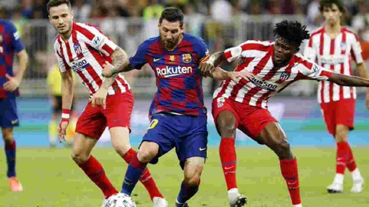 Барселона – Атлетіко – 2:3 – відео голів та огляд матчу