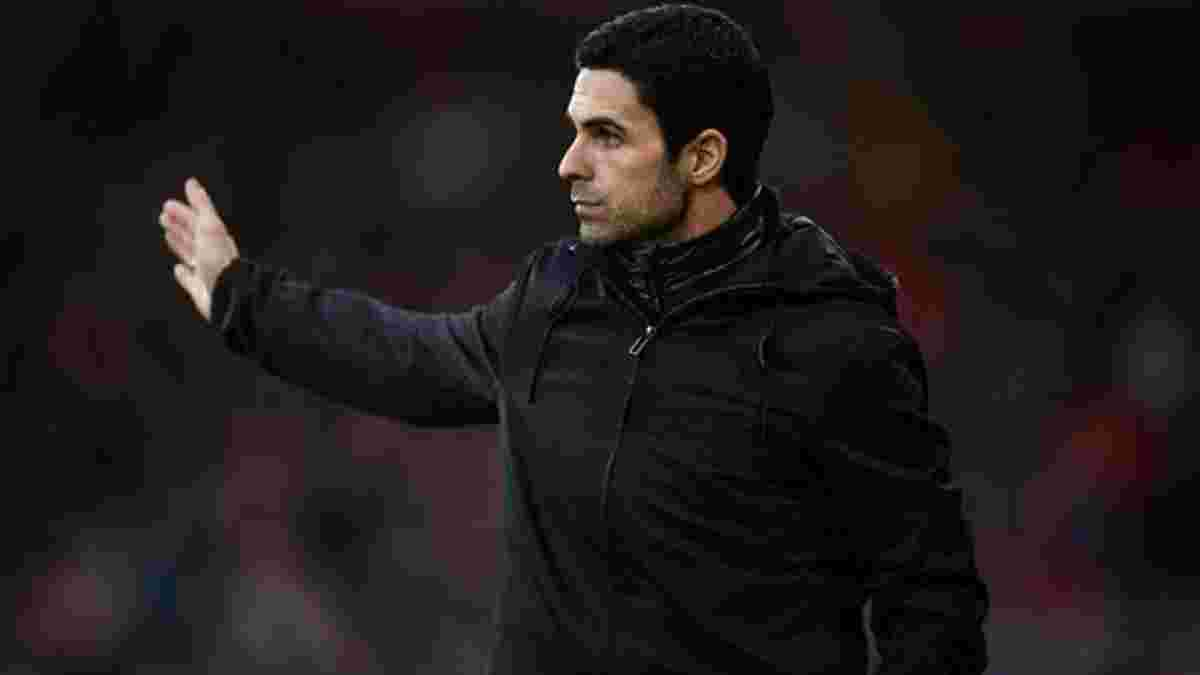 Артета: Я не жду больших трансферов от Арсенала