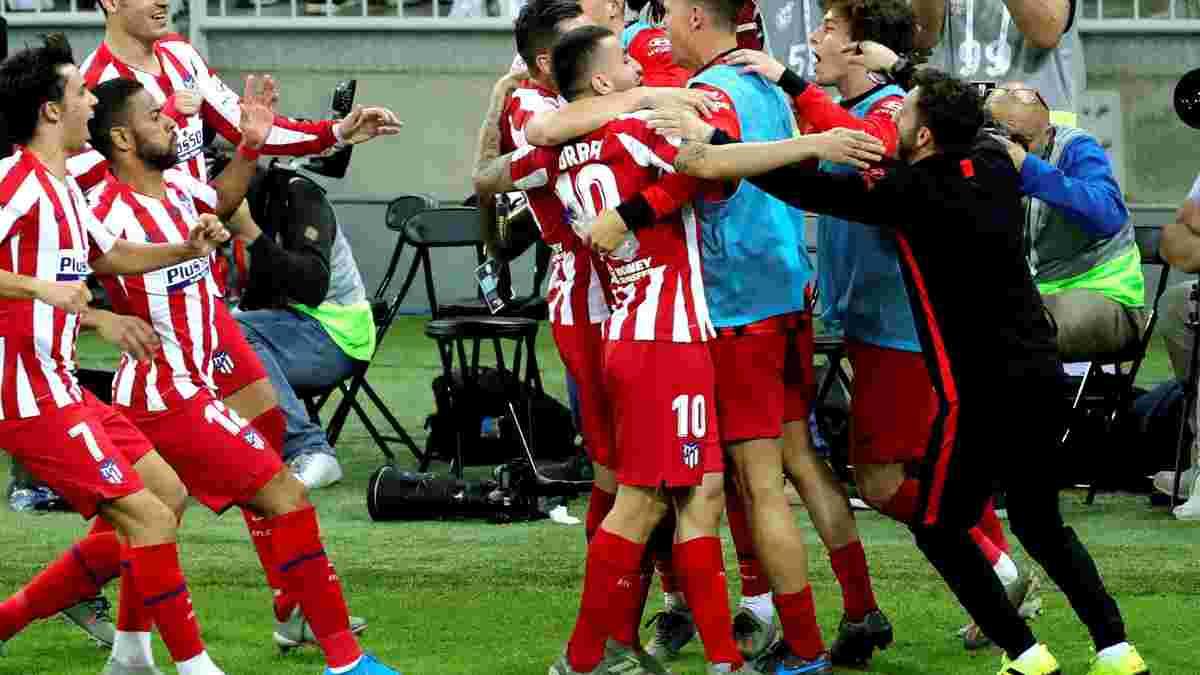Головні новини футболу 9 січня: Атлетіко вибив Барселону із Суперкубка Іспанії, туманне майбутнє українських легіонерів