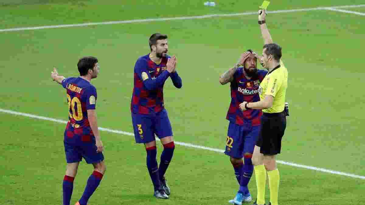 """""""Ганьба"""" та """"На смітник!"""": Вальверде зробив шокуючий подарунок гравцям Барселони після Атлетіко – іспанські ЗМІ лютують"""