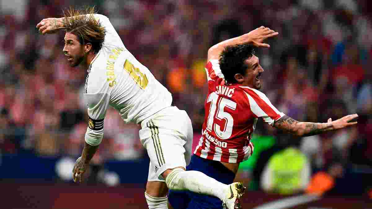 Реал Мадрид – Атлетіко: онлайн-трансляція фіналу Суперкубка Іспанії