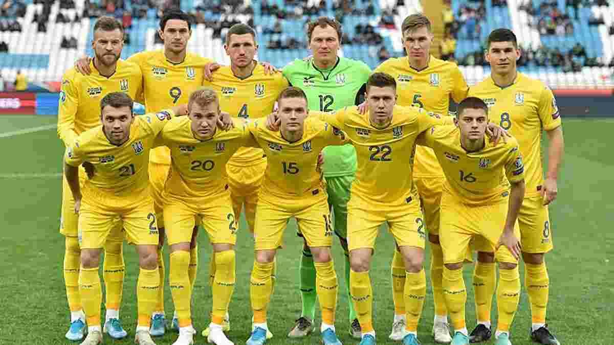 Україна проведе спаринг з Кіпром напередодні Євро-2020