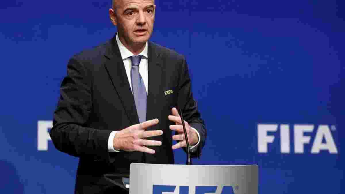 ФІФА не планує забирати у Катару право на проведення чемпіонату світу-2022 через напружену ситуацію на Близькому Сході
