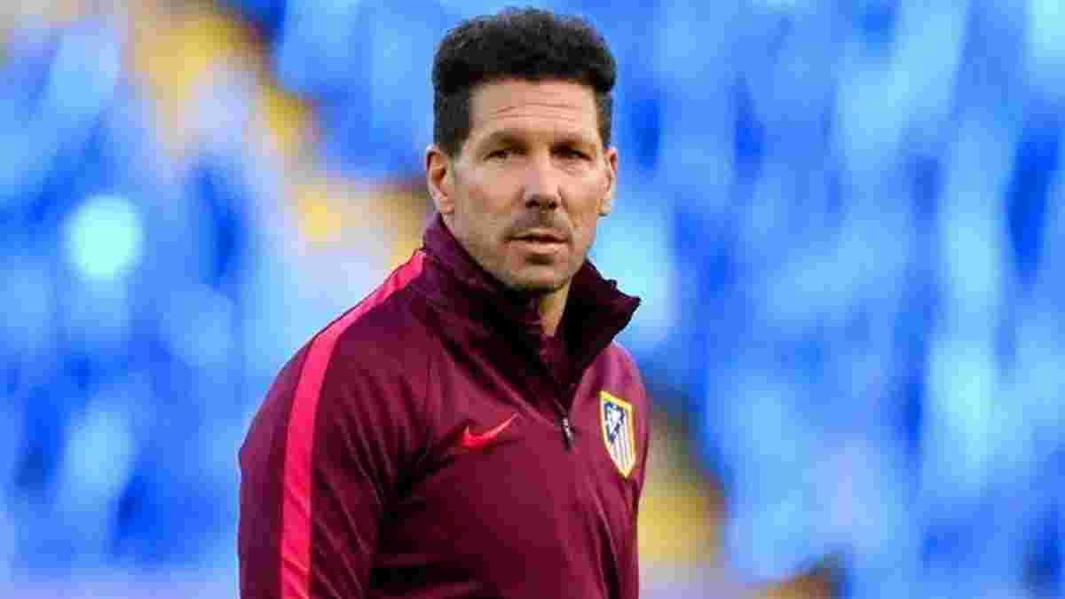 Симеоне рассказал о подготовке Атлетико к финалу Суперкубка Испании против Реала