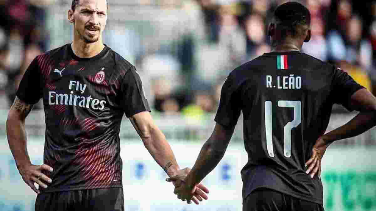 Милан на выезде победил Кальяри, Ибрагимович в порядке: забил, почти оформил дубль, сыграл полезно