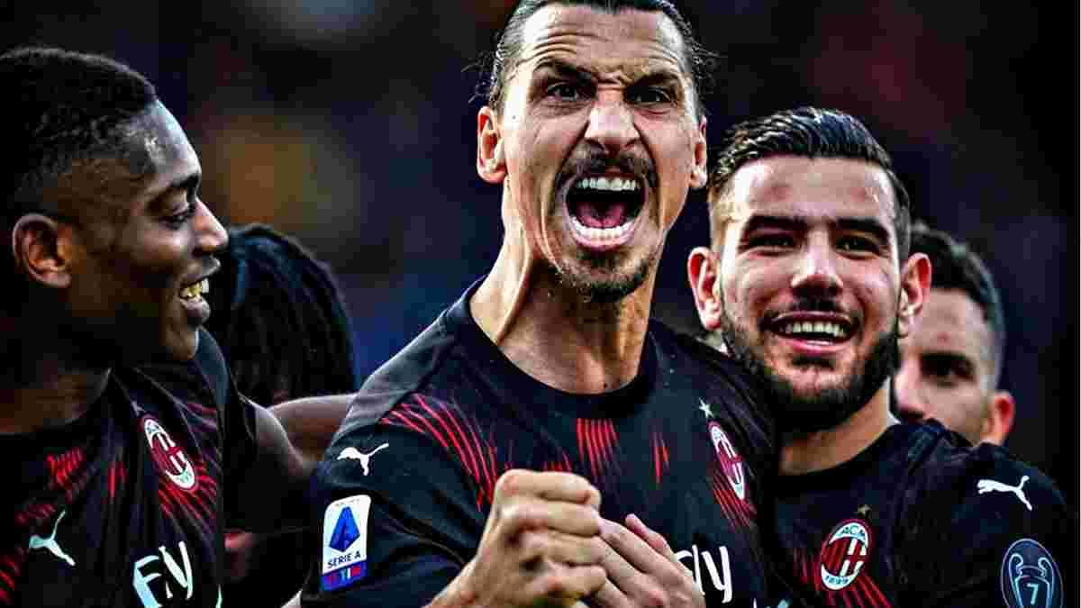Гол Ибрагимовича в видеообзоре матча Кальяри – Милан – 0:2