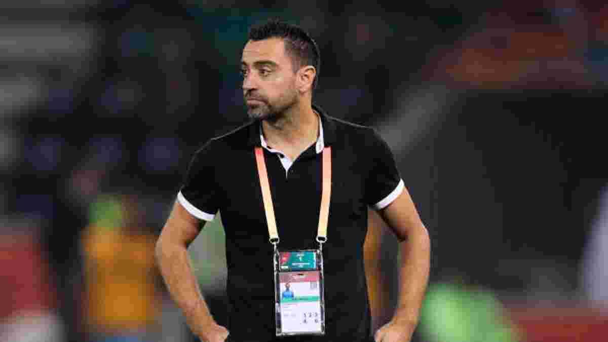 Хави ведет переговоры с Барселоной, – спортивный директор Аль-Садда