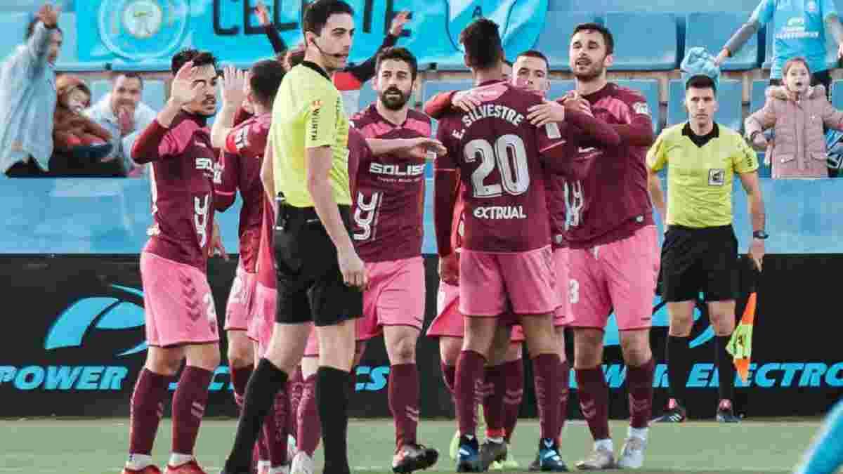 Альбасете без Зозули вылетел из Кубка Испании – команда украинца проиграла Ибице в серии пенальти