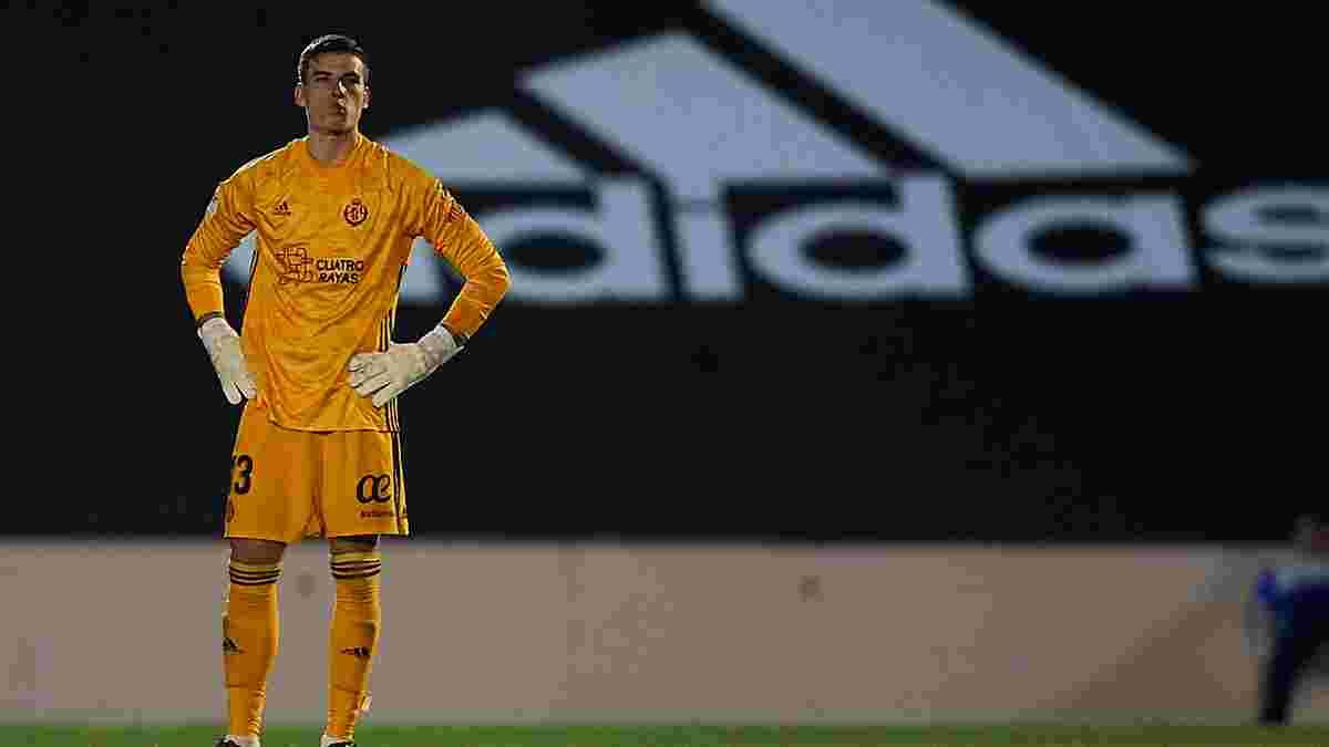 Лунін пропустив перший гол у Вальядоліді – відео неоднозначного епізоду