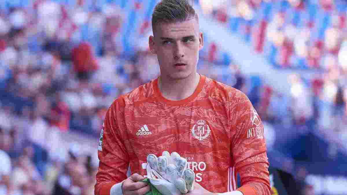 Головні новини футболу 11 січня: Лунін видав феєрію у Кубку Іспанії, Маліновський зупинив лідера, перший гол Ібри