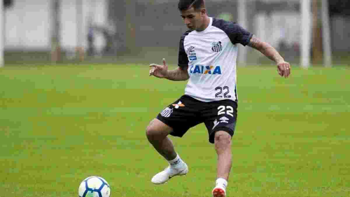 Сантос планирует досрочно вернуть Дерлиса в Динамо – бразильский клуб не хочет платить зарплату парагвайцу