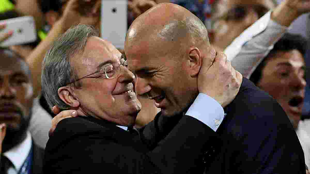 """""""Реал виграв Суперкубок Іспанії без Азара, Бейла і Бензема"""", – Перес вважає, що команда перебуває на правильному шляху"""