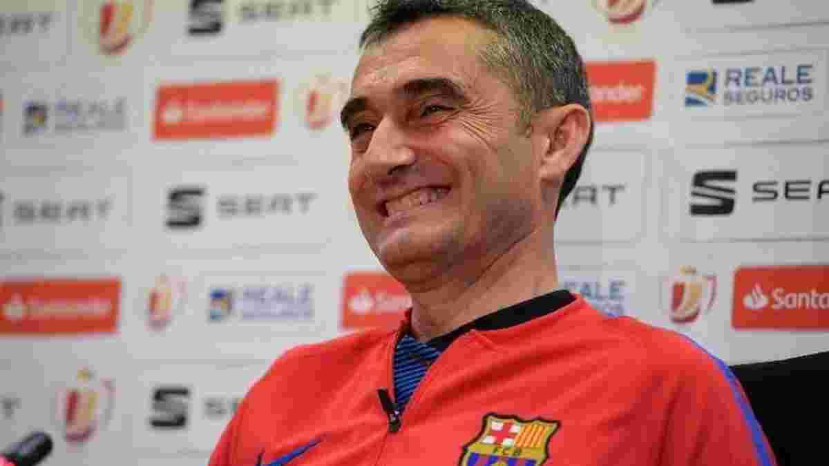 Барселона не смогла согласовать разрыв контракта с Вальверде – Сетьен ожидает официального назначения