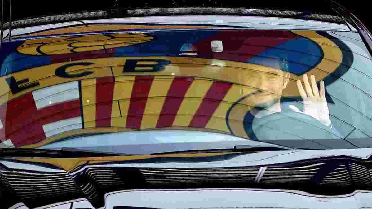 Барселона официально уволила Вальверде и назначила Сетьена