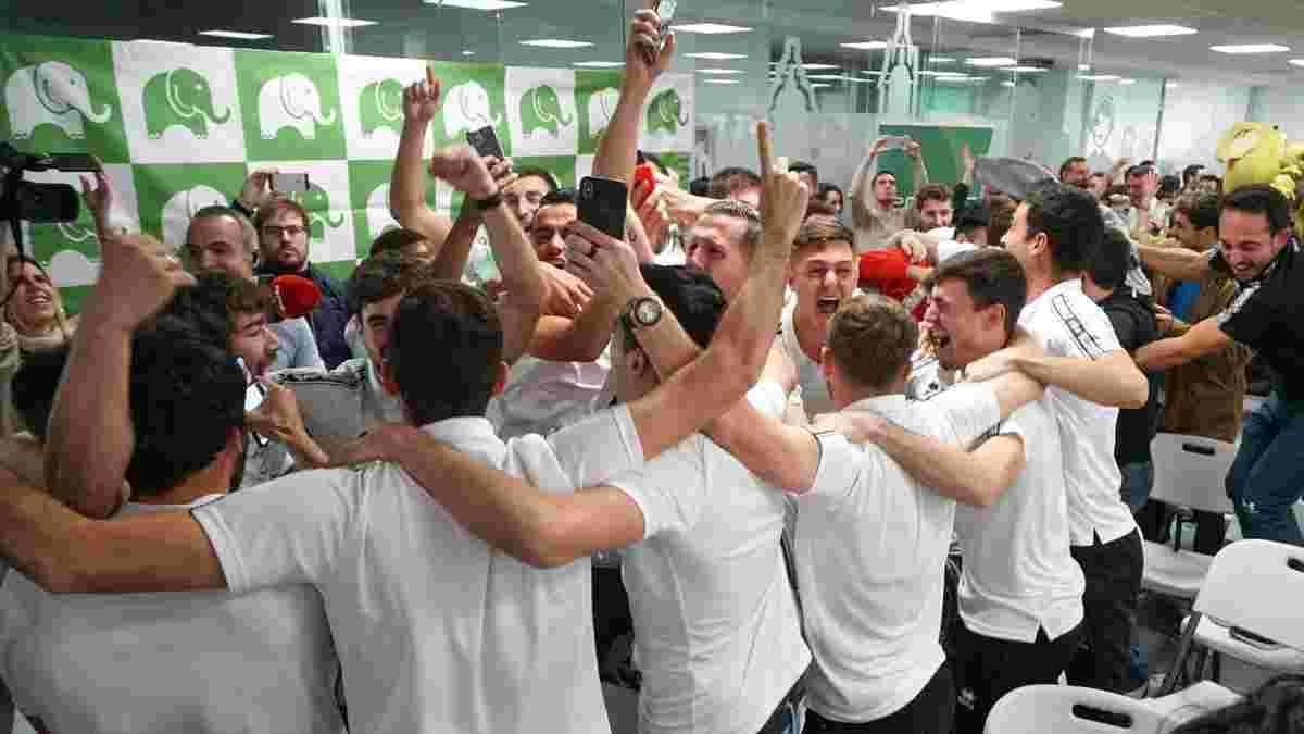 Саламанка бурно отпраздновала жеребьевку Кубка Испании – андердог встретится с Реалом