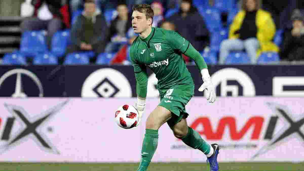 Лунін прибув в Ов'єдо – українець сподівається зіграти за нову команду вже завтра