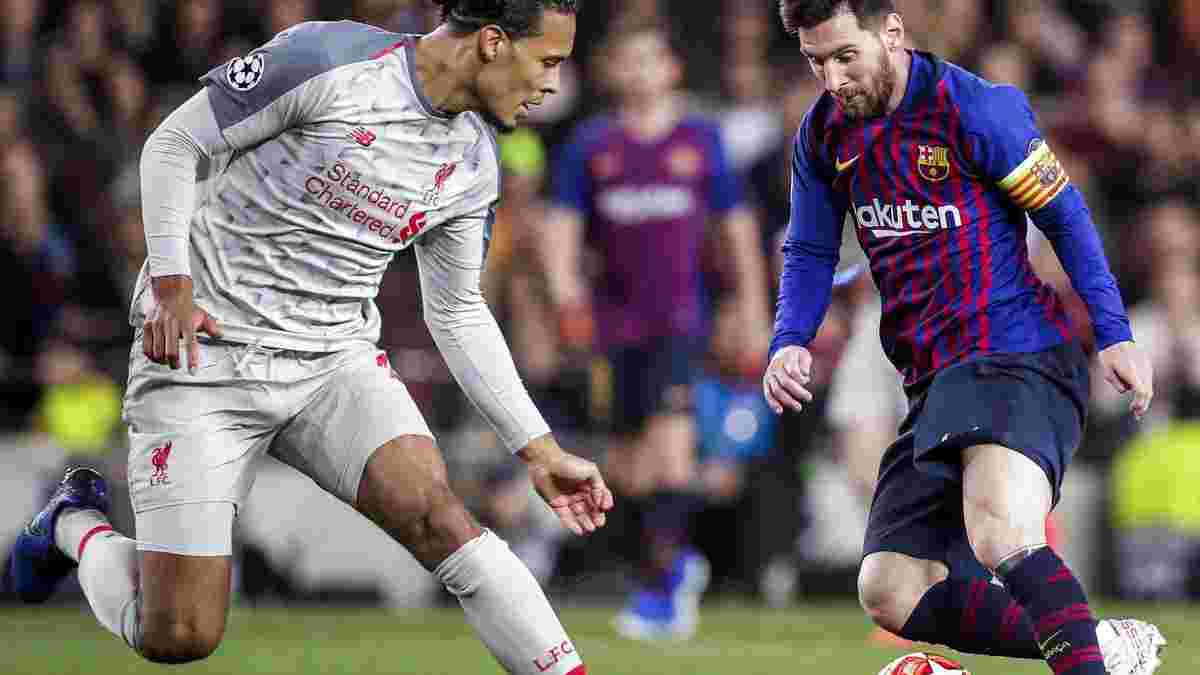 УЄФА оголосив команду 2019 року за версією вболівальників – у ній немає Салаха, Мбаппе та гравців Реала