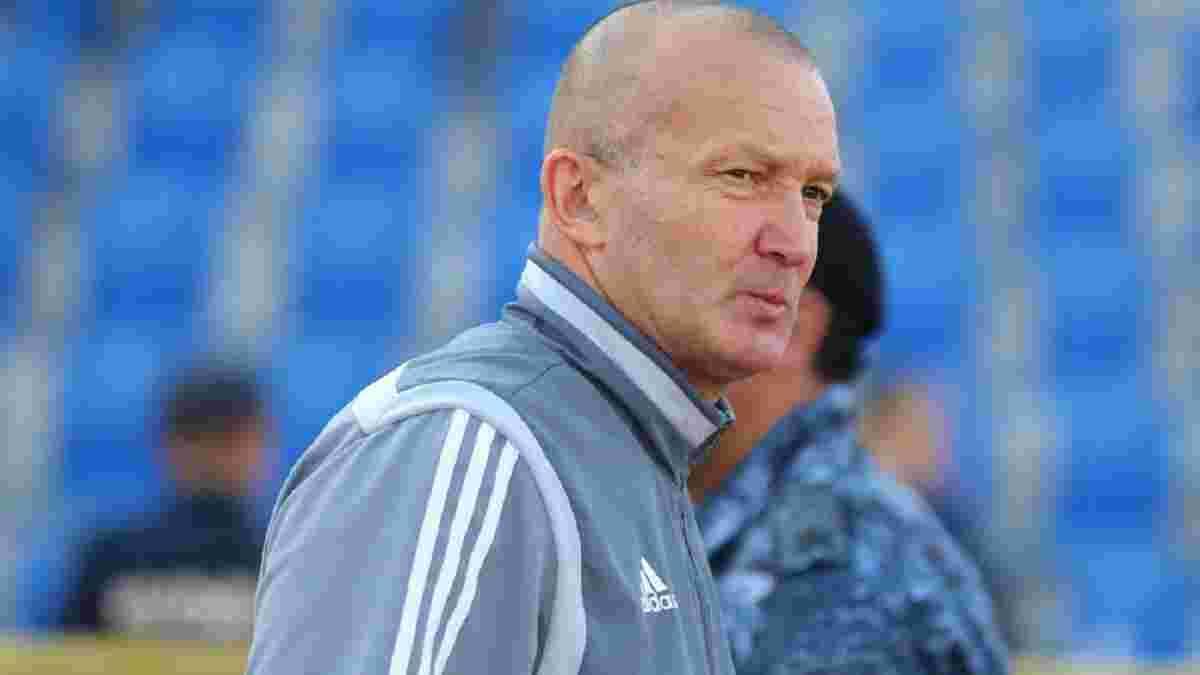 Григорчук може стати головним тренером збірної Азербайджану