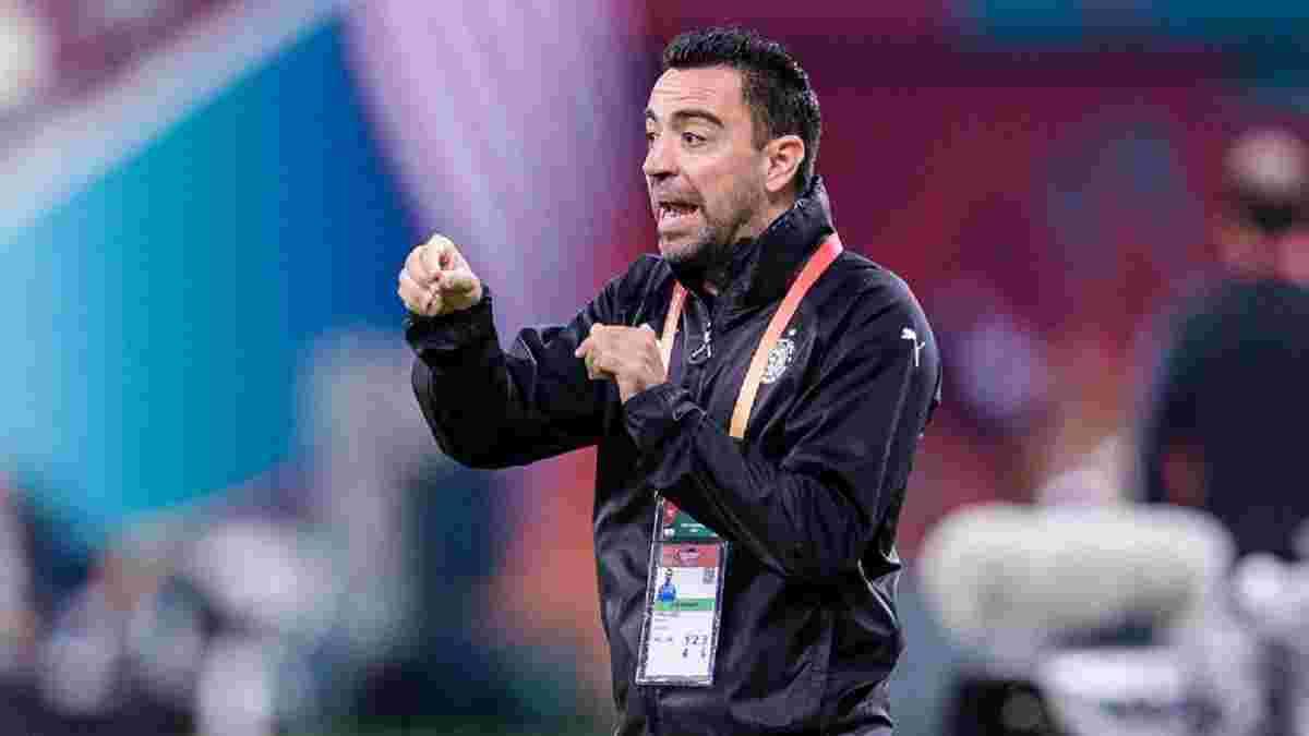 Хаві пояснив, чому він відмовився очолювати Барселону