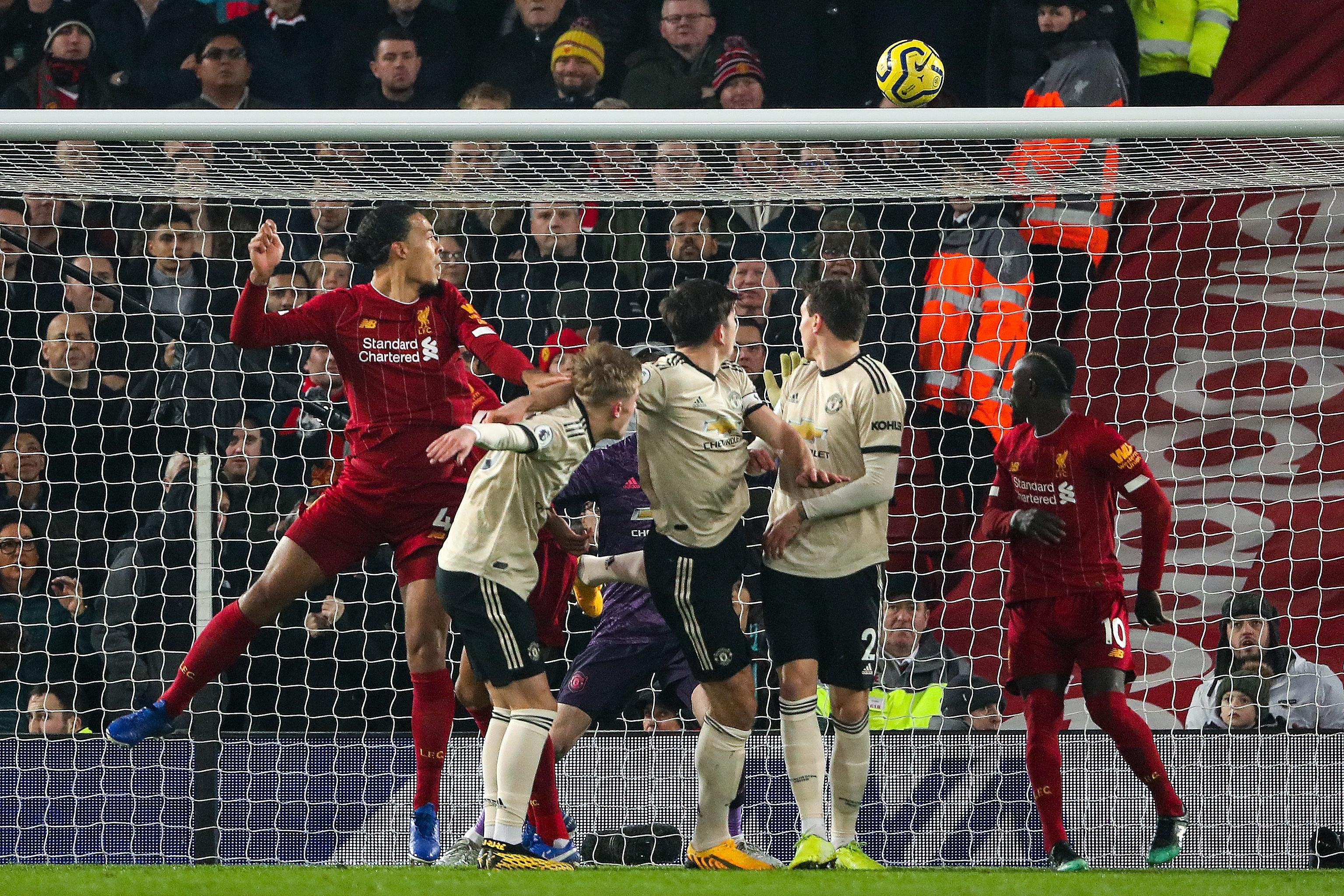 Манчестер юнайтед ливерпуль все матчи
