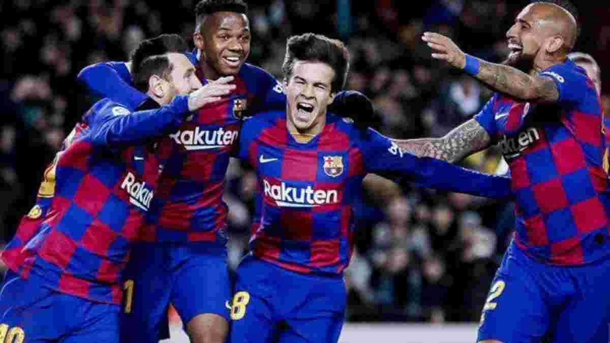 Роскошная комбинация подопечных Сетьена в видеообзоре матча Барселона – Гранада – 1:0